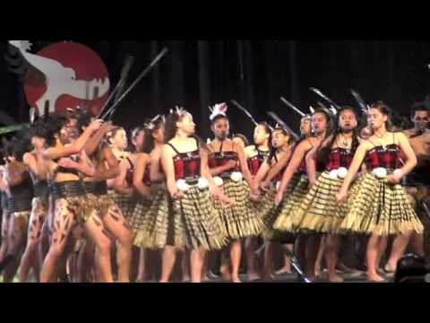 Te Karu o te ika Kapa Haka Nationals 2006