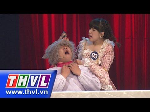 THVL | Cười xuyên Việt (Tập 6): Người đẹp và quái vật - Mã Như Ngọc, Phan Phúc Thắng