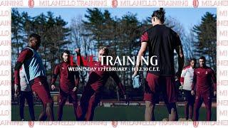 LIVE Training Session | Crvena zvezda v AC Milan