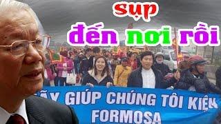 Nguyễn Phú Trọng lo sợ lời 'sấm' mới: 'Formosa cút - tự do đến, độc tài cút - dân chủ đến' [108Tv]