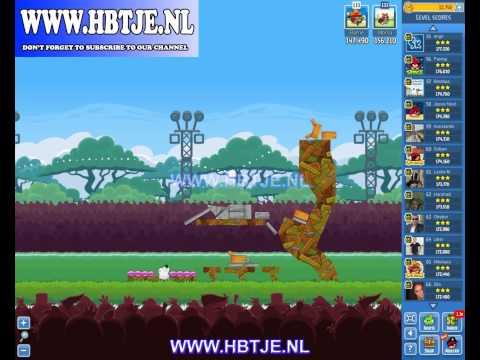 Angry Birds Friends Tournament Week 81 Level 6 high score 160k (tournament 6)