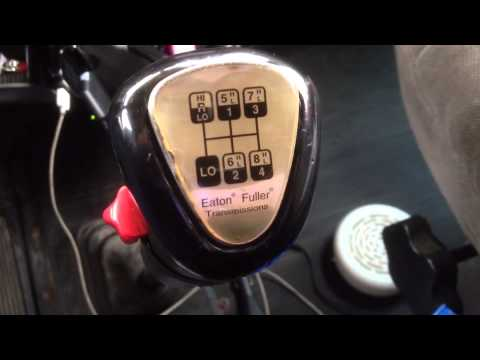How To Shift A 13 Speed Tractor Trailer