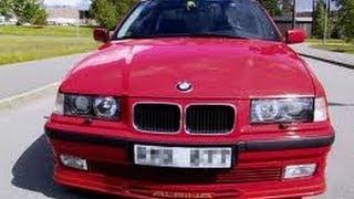 BMW E36 Alpina B8 [GTA IV/EFLC Car Mods, 720p]