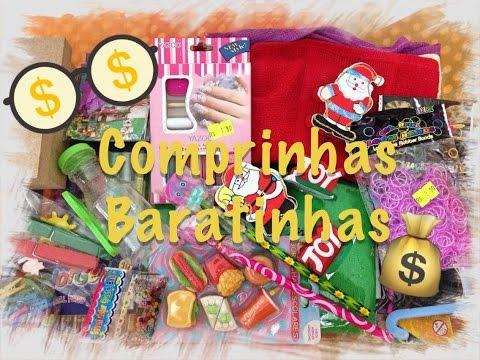 Comprinhas de Coisas Fofas e bem Baratinhas por Julia Silva