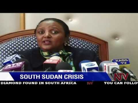 Kenya will not send troops to South Sudan