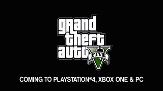 GTA 5 Next Gen Gameplay: PS4, Xbox One, & PC Confirmed