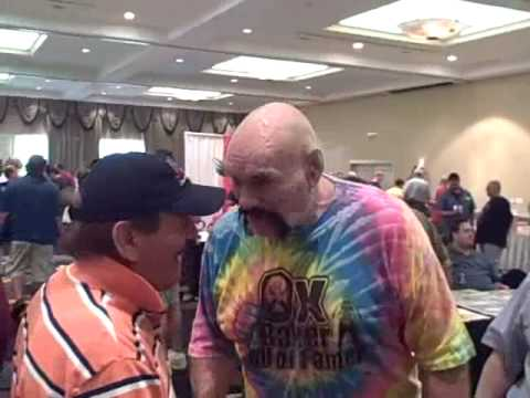 Ox Baker at NWA Legends Fanfest 2009 pt3
