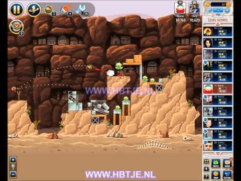Angry Birds Star Wars Tournament Level 3 Week 34 (tournament 3) facebook