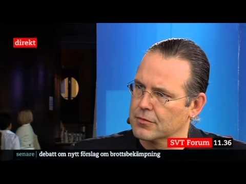 Anders Borg (M) frågas ut under M-stämman 2013