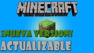 Como Descargar Minecraft 1.8.4 Actualizable (cualquier