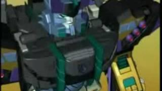 Transformers - Optimus Prime vs Megatron II.