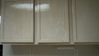 Aprende a restaurar gabinetes de cocina