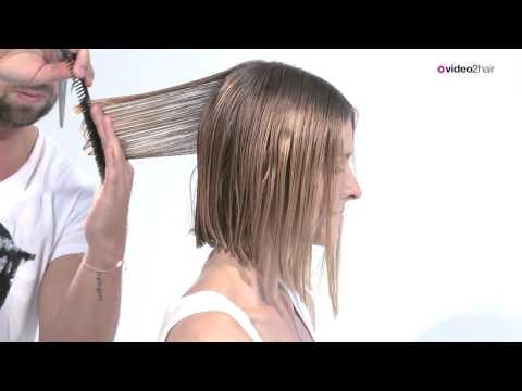 Long bob haircut phim video clip - Langhaar bob ...