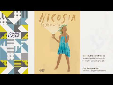 Nicosia, the City of Utopia | 1st Internatoinal Poster Exhibition by GSC