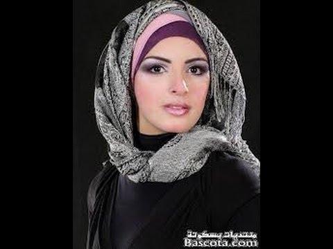 احدث لفات طرح الحجاب 2014 | جديدة و سريعة وسهلة و عادية وسواريه