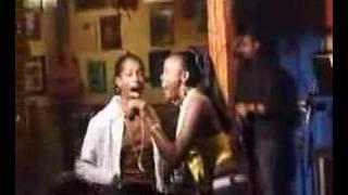 Tres Lindas Negras Cubanas