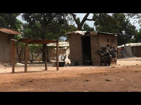 French troops start raiding militias' stronghold in C.Africa