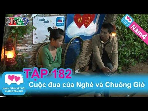 Hành trình kết nối những trái tim - Tập 182 - Cuộc đua giữa Nghé và Chuông Gió