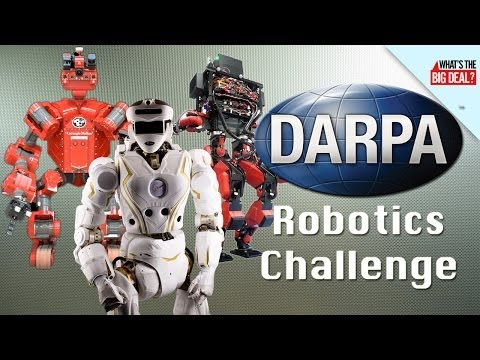 DARPA Robotics Challenge: Which Robot Won?
