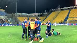 Finale Primavera 1 TIM   Atalanta-Inter 1-0   La festa scudetto