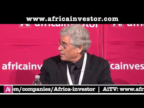 M'Hamed Cherif,  Director, BizClim, at the Ai CEO Investment Climate Summit 2013