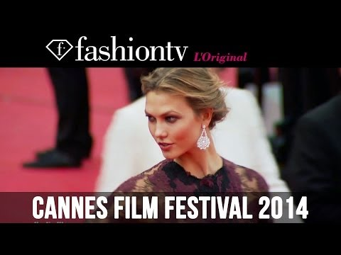 Nicole Kidman, Karlie Kloss, Gael Garcia Bernal at Cannes Premiere of Grace of Monaco | FashionTV