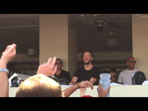 Calvin Harris @ Wet Republic 4th Of July 2015 Las Vegas