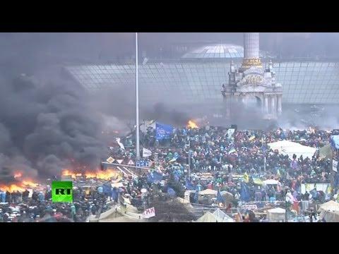Протесты на Майдане в Киеве / Kiev Protests