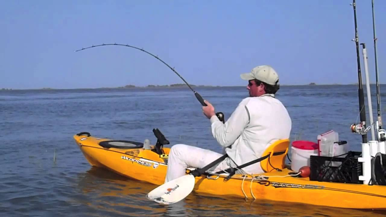 Addiction kayak fishing youtube for Youtube kayak fishing