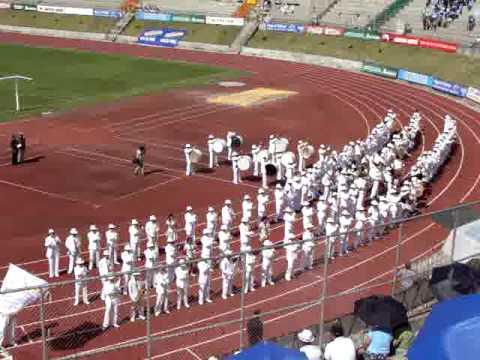 LatinBigBand Shekina2, shekina, banda escolar, concurso de bandas, colegio cristiano, quetzaltenango