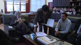 La Casa de la Cultura Ecuatoriana firmó convenio con RTU Televisión