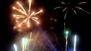 Mall Of Asia (MOA) 2014 Fireworks