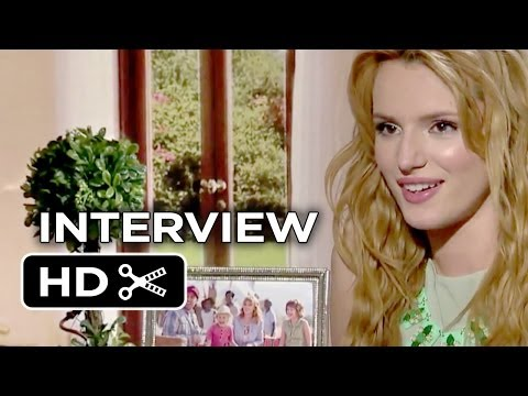 Blended INTERVIEW - Adam & Drew (2014) - Bella Thorne Movie HD