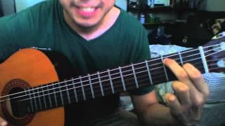 Alejandro Fernandez - Contigo Aprendi - Tutorial - Leccion de Guitarra - Guitar Lesson - PARTE 1