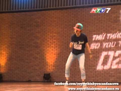 [SYTYCD2] Thử Thách Cùng Bước Nhảy - Tập 1 - Nguyễn Thị Thu Thảo