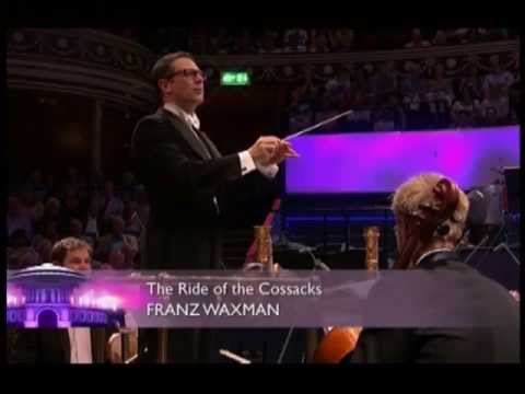 Waxman 'The Ride to Dubno' ('Taras Bulba') - John Wilson Orchestra