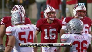 Ohio State at Wisconsin 2010 Big Ten Football Replay October 16, 2010