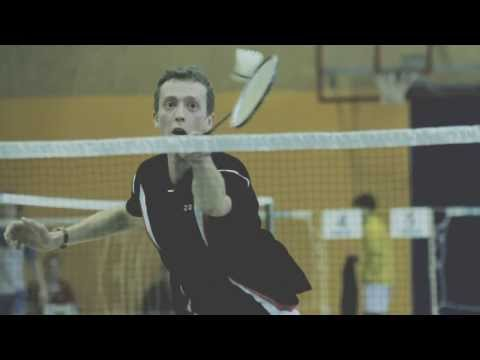 Badminton sport in Latvia