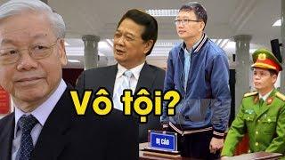 Nguyễn Tấn Dũng bất ngờ xuất hiện trước tòa, chứng minh Trịnh Xuân Thanh và Đinh La Thăng vô tội