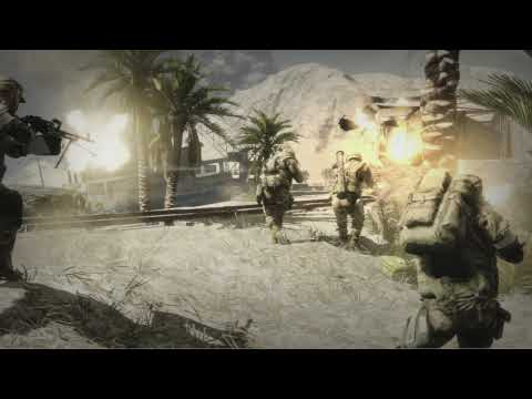 Бета-тест Battlefield Bad Company 2