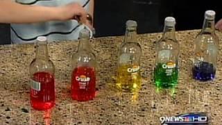 Pop Bottle Sounds Cool Science Fair Project
