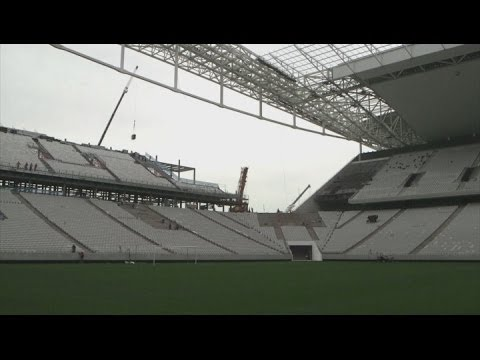 Sao Paulo will be ready for World Cup opening game', says Valcke [AMBIENT]