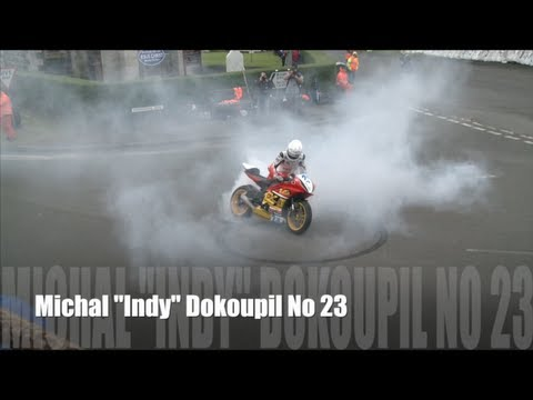 ♛✔Mid Antrim Race 3 ☆★✔Superbike Motorcycle Street Racing on Public