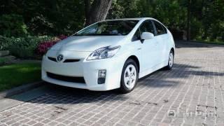 2011 Toyota Prius Review videos