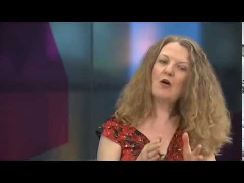 Joan Smith on C4 discussing whether Britain is a Christian country