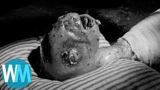 Top 10 Creepiest True Stories Behind Movie Scenes