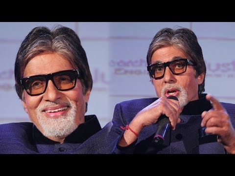 Amitabh Bachchan Launches Search Plus Engine!