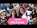 Tag de Peliculas Pink Balloons