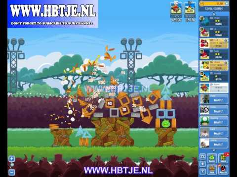 Angry Birds Friends Tournament Level 5 Week 87 (tournament 5) no power-ups