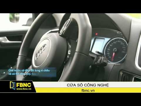 Audi Q5: Chiếc SUV sang trọng kết hợp tính thể thao năng động